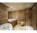 камень травертин коричневый 12*305*610 для стен ванной комнаты в наличии - Стройматериалы в Сочи