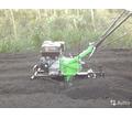 Вспашка земли мотоблоком - Сельхоз услуги в Краснодаре