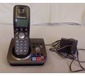 телефон Panasonic цифровой беспроводной бу в хор. состоянии - Продажа в Краснодаре