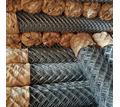Сетка Рабица оцинкованная в рулонах оптом и в розницу с доставкой - Металл, металлоизделия в Тихорецке