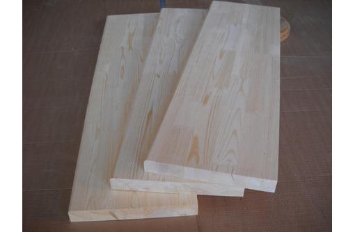 Деревянные ступени из сосны., фото — «Реклама Краснодара»