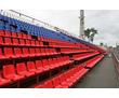 Стадион. Трибуна стадиона. Малые архитектурные формы., фото — «Реклама Краснодара»