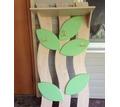 Полка настенная (вешалка) для одежды - Мебель для прихожей в Белореченске