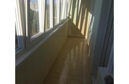 Расширение, утепление балконов, фото — «Реклама Геленджика»