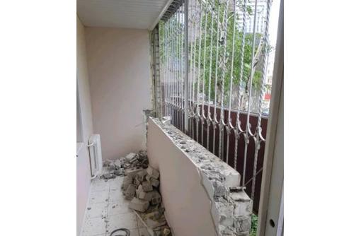 Расширение, присоединение балкона или лоджии, фото — «Реклама Геленджика»