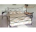 Кованая кровать в Краснодаре - Мебель на заказ в Краснодаре