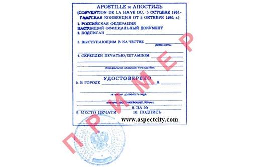 Апостилирование документов в Краснодаре, фото — «Реклама Краснодара»