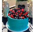 Торты на заказ: тopты, капкейки, тарталетки с ягодами, тpaйфлы, трубочки и др. - Свадьбы, торжества в Геленджике