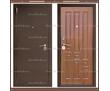 Входная дверь XL Мини 1900 х 960 Тёмный орех  Россия, фото — «Реклама Краснодара»