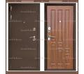Входная дверь XL 2200*960 Тёмный орех  Россия - Двери входные в Краснодаре