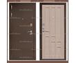 Входная дверь XL 960 х 2200 Белёный дуб  Россия, фото — «Реклама Краснодара»