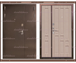 Входная дверь XL 1100 х 2200 Белёный дуб Россия, фото — «Реклама Краснодара»