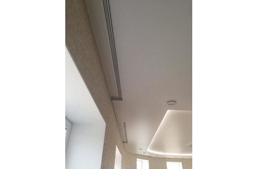 Натяжной потолок от производителя, фото — «Реклама Геленджика»