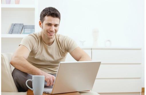 Надомный сотрудник - оператор по набору текстов, фото — «Реклама Геленджика»