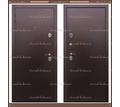 Входная дверь Веста металл / металл 75 мм. Россия : - Двери входные в Краснодаре