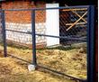 Ворота и калитки металлические, фото — «Реклама Тихорецка»