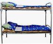 Кровати металлические эконом, фото — «Реклама Тихорецка»