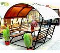 Беседка садовая с крышей летняя - Ландшафтный дизайн в Кореновске
