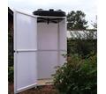 садовый душ с баком для воды - Садовая мебель и декор в Кореновске