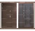 Входная дверь Леда 2050 х 1200 Венге  Россия - Двери входные в Краснодаре