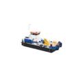 Самоходный плавучий кран с КМУ Soosan SCS867LS - Продажа в Краснодаре