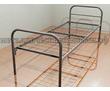Кровати для рабочих (железные), фото — «Реклама Апшеронска»