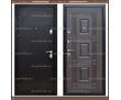 Входная дверь Леда 1,8 мм Медный антик / Венге 90 мм. Россия, фото — «Реклама Краснодара»