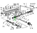 Малый корпус подшипника (правый) в редуктор косилки 1.85 - Сельхоз техника в Кубани