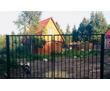 Ворота, калитки, секции для заборов, фото — «Реклама Геленджика»