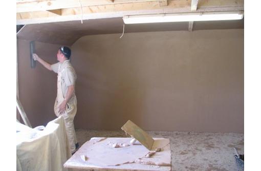 Шпаклевка стен в Сочи и Адлере, фото — «Реклама Сочи»