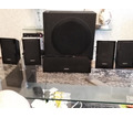 Акустическая система Sony SS-CT101/SS-TS102, 5 колонок, сабвуфер б.у - Продажа в Кубани