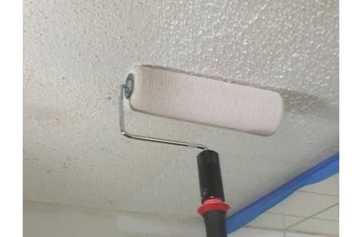 Побелка и покраска потолка в Сочи, фото — «Реклама Сочи»