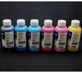 Комплект водорастворимых чернил для Epson L1800, Epson L800, Epson L805, Epson L810, Epson L850 - Общее в Хадыженске