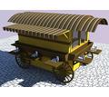 Кафе на колесах. Строительство и монтаж - Строительные работы в Краснодаре