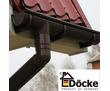 Водосточные системы Дёке Docke LUX, Premium, Standart, фото — «Реклама Армавира»