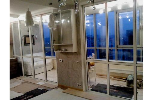 Раздвижные двери ПВХ в Сочи, фото — «Реклама Сочи»