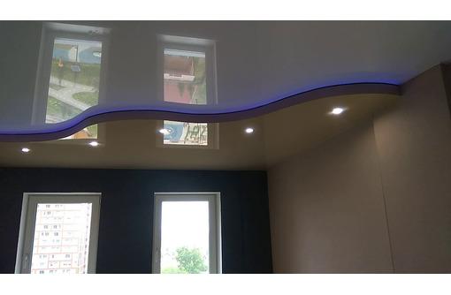 Натяжной потолок от производителя, фото — «Реклама Апшеронска»