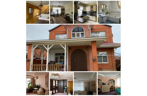 Продаётся 2 дома на одном участке. Один для проживания. Второй доходный дом., фото — «Реклама Краснодара»