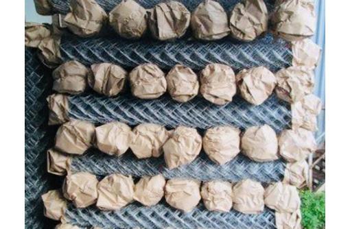 Сетка рабица оцинкованная в Белореченске., фото — «Реклама Белореченска»