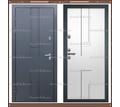 Входная дверь Цефей Муар / Софт Айс 100 мм с терморазрывом: - Двери входные в Краснодаре