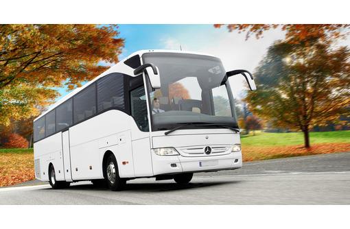 услуги пассажирские перевозки, фото — «Реклама Белореченска»