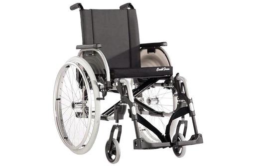 Инвалидная коляска Отто бок, фото — «Реклама Анапы»