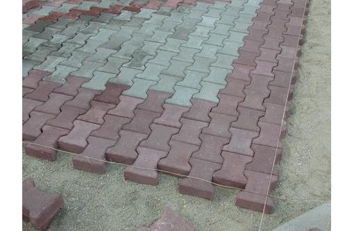 Укладка тротуарной плитки в Сочи, фото — «Реклама Сочи»