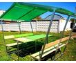 Новые садовые беседки Красавицы, фото — «Реклама Усть-Лабинска»