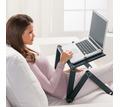 Столик трансформер Laptop Table T8 оптом - Столы / стулья в Краснодаре