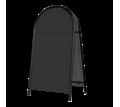 Атмосферостойкие меловые штендеры арочной формы - Оборудование для HoReCa в Сочи