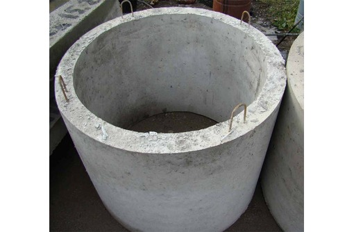 Кольца железобетонные, КС 15.9, фото — «Реклама Краснодара»