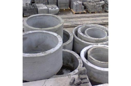 Кольца железобетонные, КС 10.9, фото — «Реклама Краснодара»
