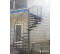 уличная Винтовая лестница - Лестницы в Анапе