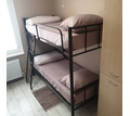 Кровати на металлокаркасе, двухъярусные, односпальные - Мебель для спальни в Ейске